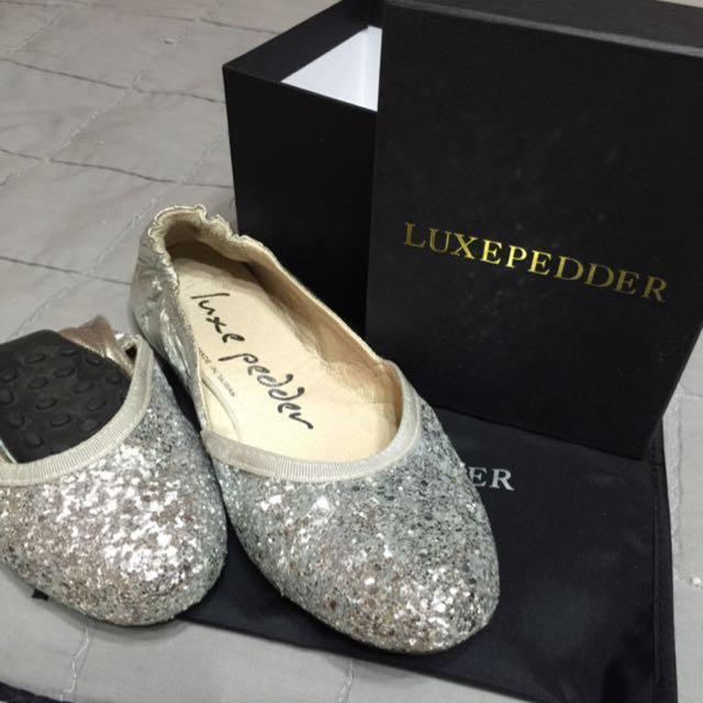 LUXEPEDDER璀璨芭蕾舞鞋\摺疊鞋