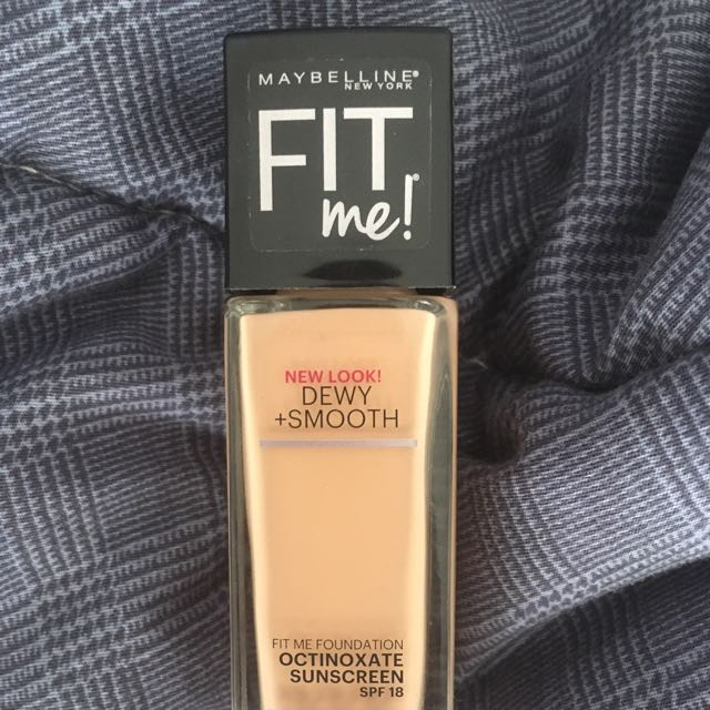 maybeline fit me foundation Shade 130