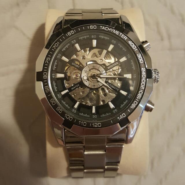 Mechancial Watch Mens Will Trade