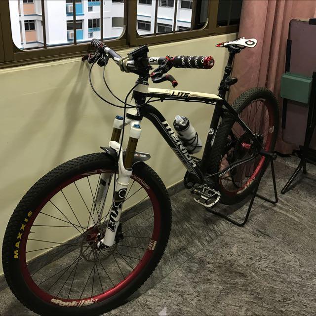 Merida Bike: Full XTR & ALOT of HIGHEND Parts!!