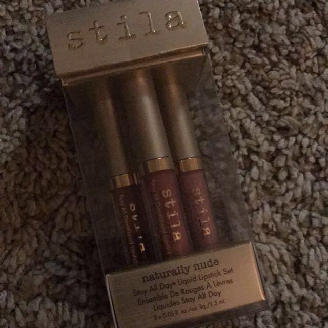 Mini Stilla Lipsticks