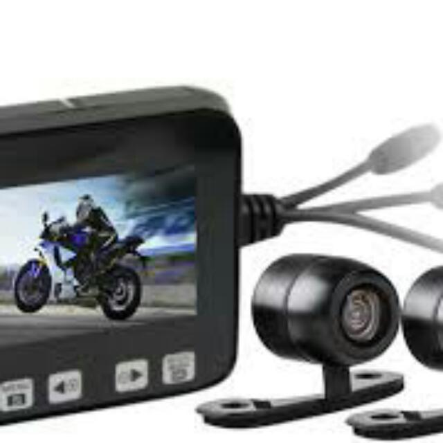 motorcycle camera photo  Motorcycle Camera Front and Rear Great Singapore Sale Promotion with ...