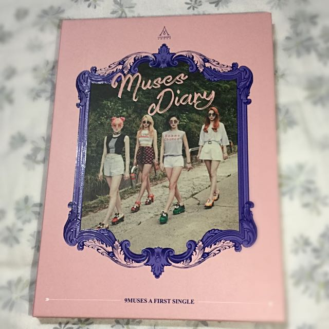 Nine Muses A• Muses Diary