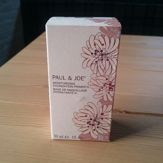 Paul&Joe 糖瓷絲潤隔離乳02 SPF15 PA+