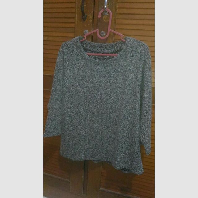 PRELOVED Stuff Knitted Top