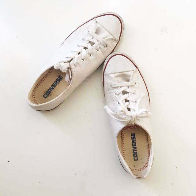 REAL CONVERSE ALL STARS SLIP