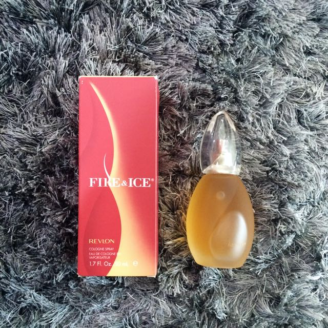 Revlon Fire and Ice Cologne Spray