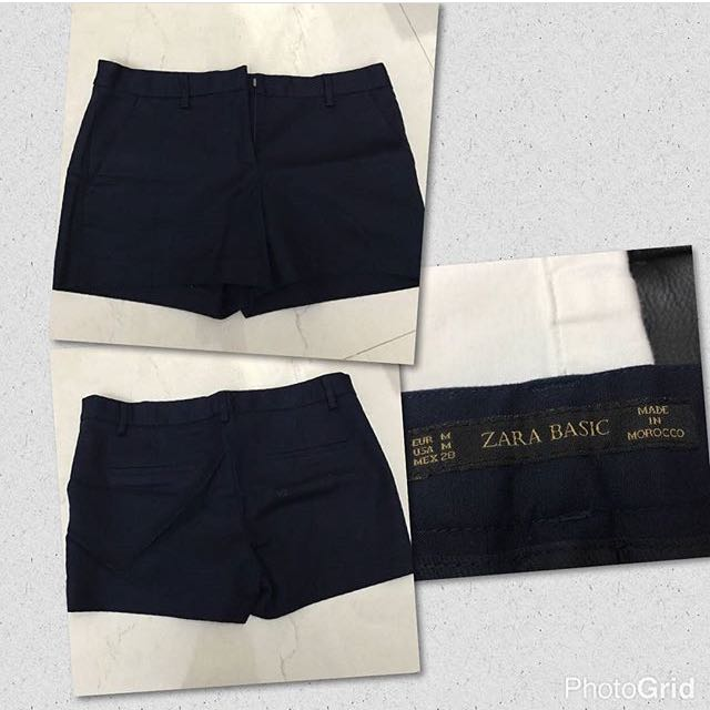 Short Pants Zara