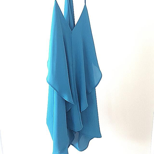 Sirens Flowy Dress -XS