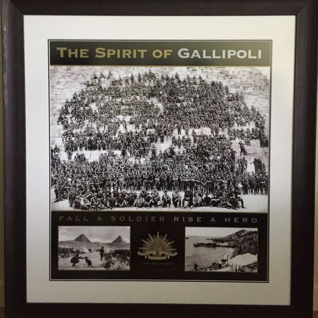 Spirit Of Gallipoli Authentic Photographs