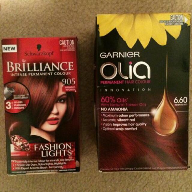 Swap Hair Colour Garnier