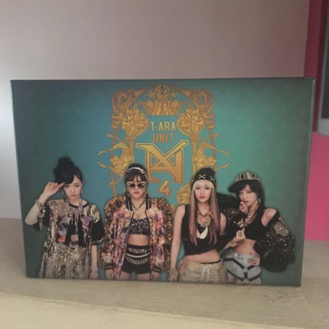 T - Ara Album