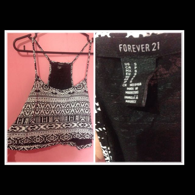 tangtop Forever21