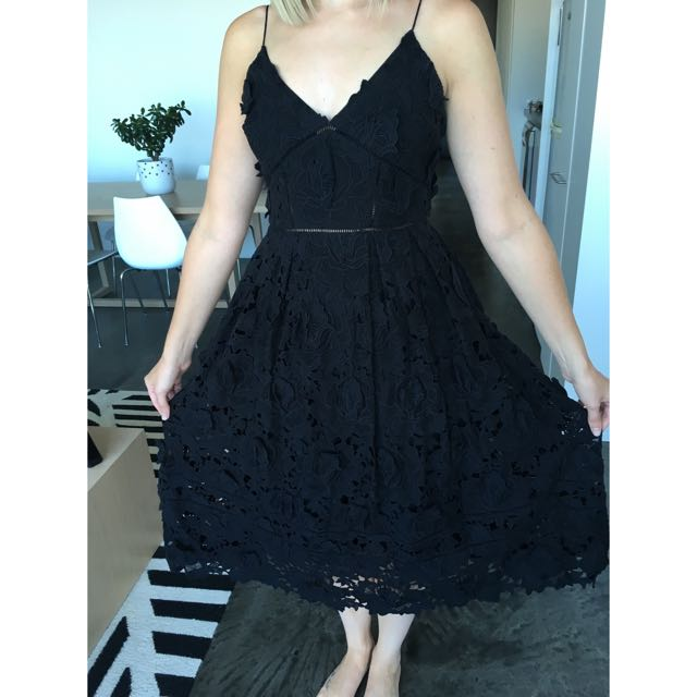 Thurley Lace Dress