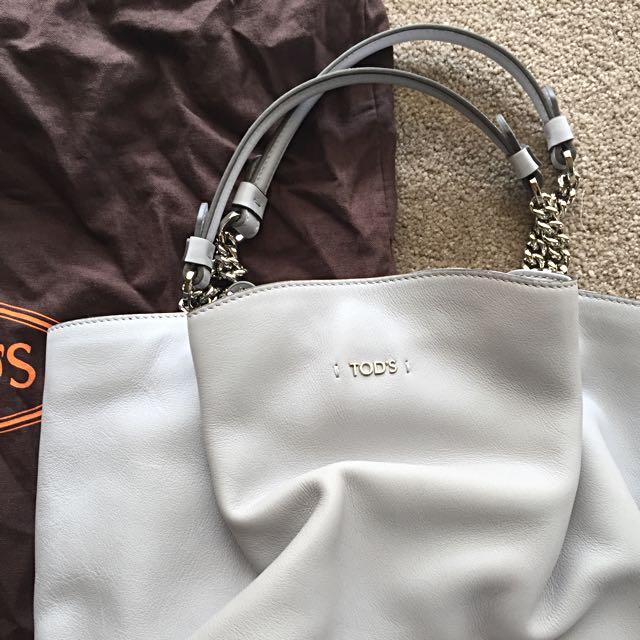 Tods Handbag - Never Used - Market Value $2000