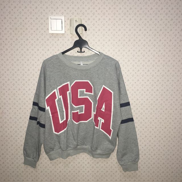USA SWEATER