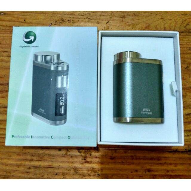 Vape Pico Mega & Battery