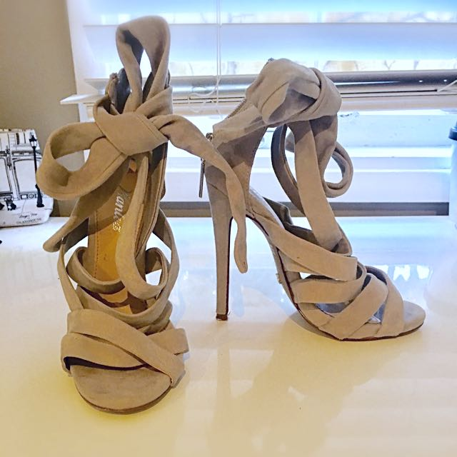 Pascoe Heels From Wanted