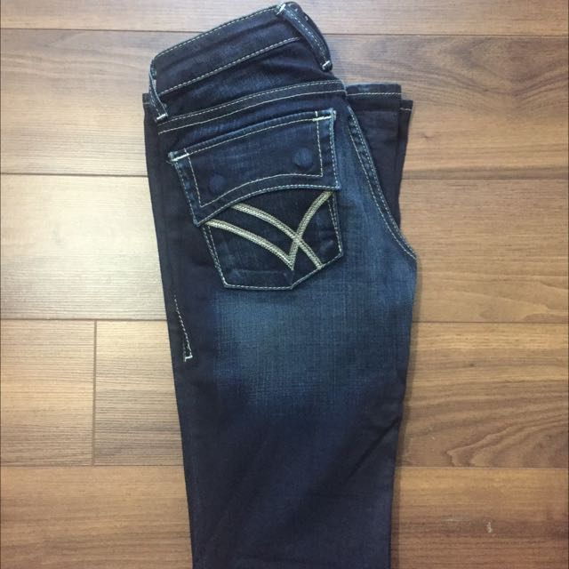 William Rast Flared Jeans Size 24