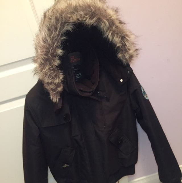 Winter Jacket with Fur (Noize)