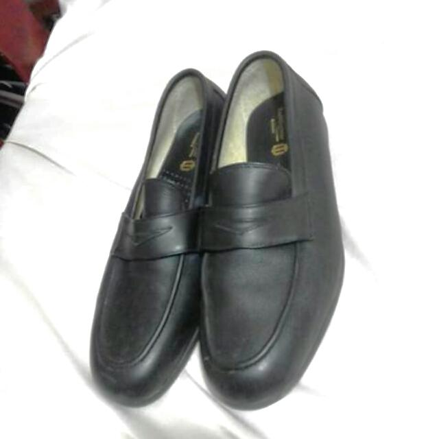Yatching Wear (Men) Black Shoes Topsider