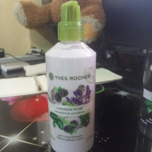 Yves Rocher (Body Lotion) Made In France