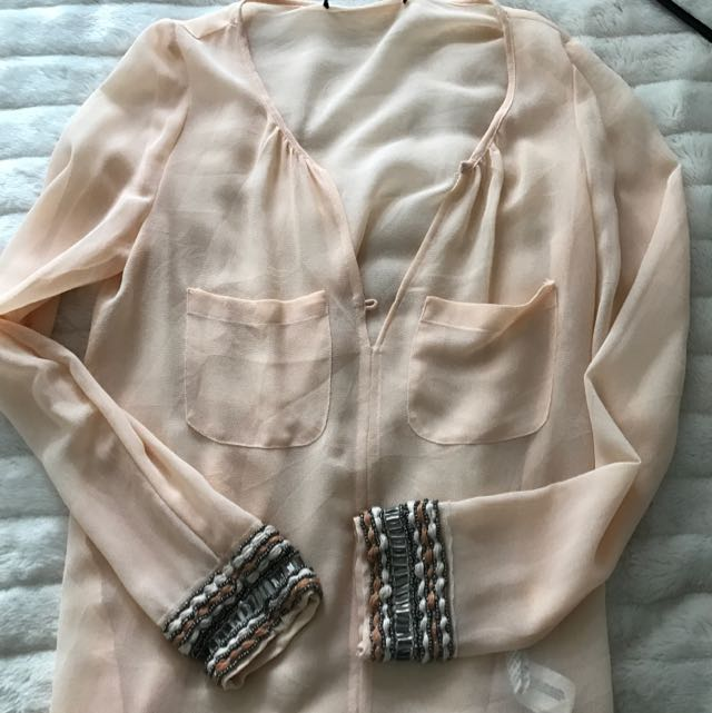Zara Shirt Small
