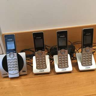 4 Wireless Phones