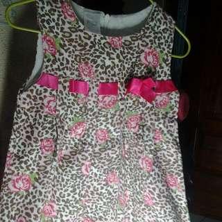 dress baby zara 6-9month