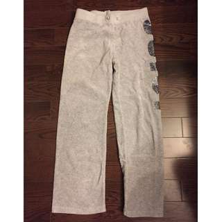 Juicy Couture sweatpants (size 12)