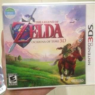 Nintendo 3DS The Legend of Zelda Ocarina of Time 3D