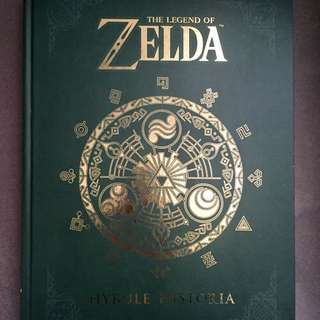 The Legend Of Zelda- Hyrule Historia