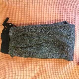 H&M Cut Off Sweatpants