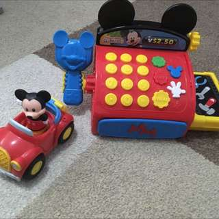Mikey Mouse Toys