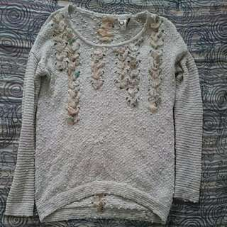 Worn Once Anthropologie XS Sweater