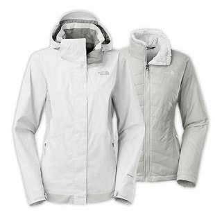 The North Face Light Grey Women's Jacket