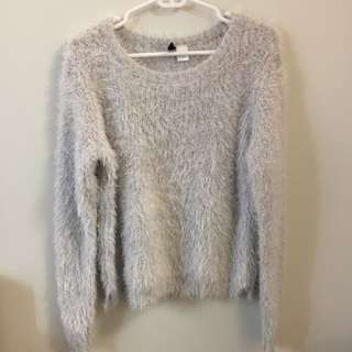 H&M Furry Sweater