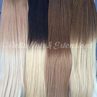 100% European REMY Human Hair