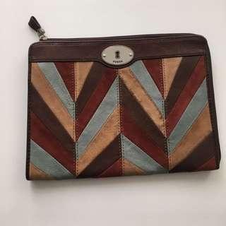 Fossil Tablet Bag