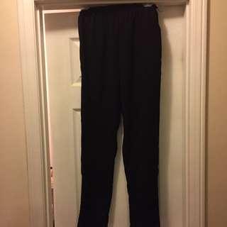 Black Trouser Pants