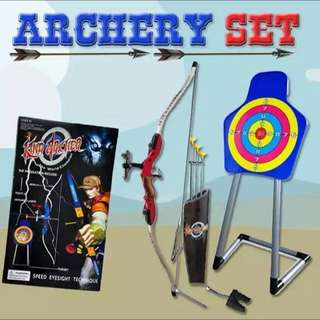 ARCHERY SET FOR 5 Years OLD ABOVE