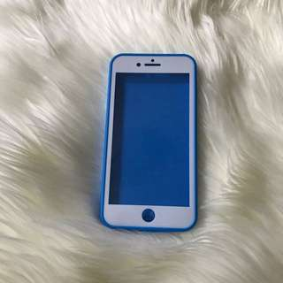Blue Water Proof Case iPhone 7 Plus