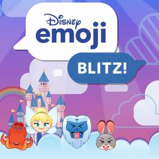 Selling Emoji Blitz account With Rare Characters!