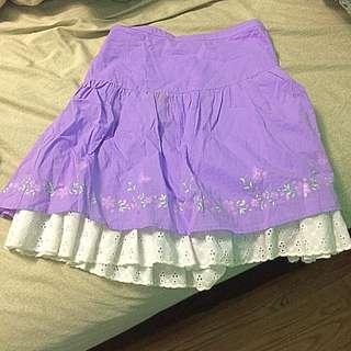 George Girls Skirt