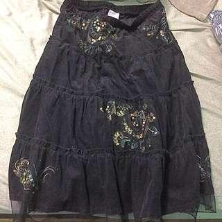 725 Girls Skirt
