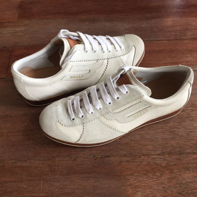 100% Authentic Bally Leather Shoes