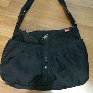 Babymel Amanda Zipper Diaper Bag