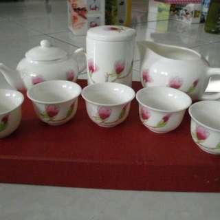 CALINA 卡莉娜茶具8件
