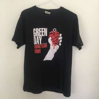 Green Day American Idiot Tshirt