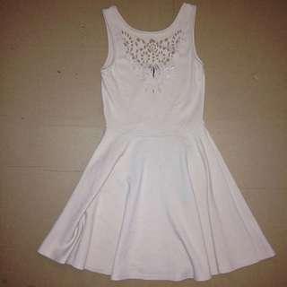 Angel Biba Unused Nude Dress